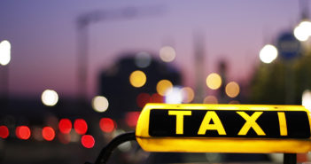 géolocalisation taxi