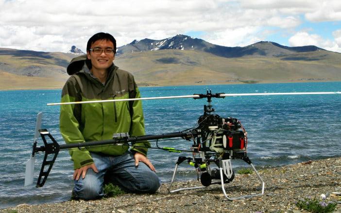 Wang Tao, fondateur de DJI