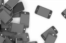 nombreux-smartphones