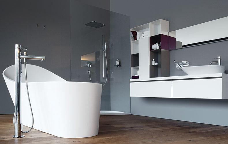 La salle de bain sur-mesure a le vent en poupe - MopCom