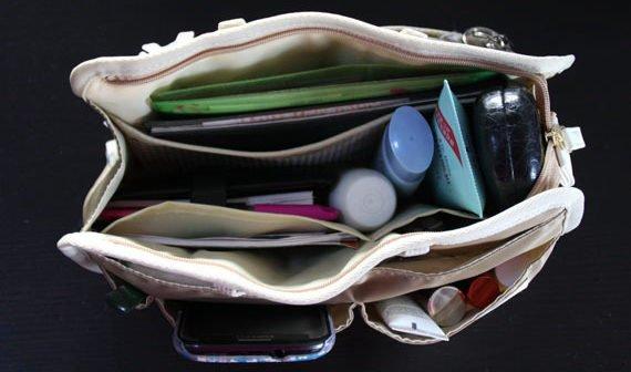 ne rien oublier dans son sac