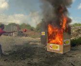 Boule antifeu : les vidéos qui buzzent sur le web