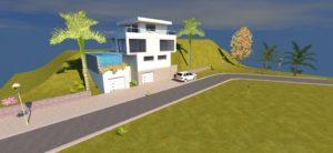 plan-3d-maison-piscine-pays-basque