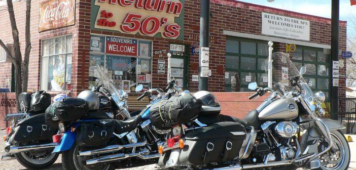 Découvrir les USA en Harley Davidson