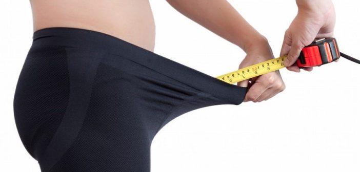 Les hommes, obsédés par la taille de leur pénis