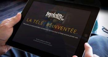 Molotov revendique 1 million d'utilisateurs!