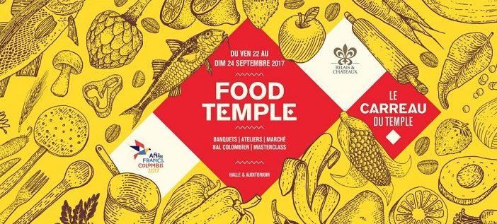 Le festival culinaire Food Temple met la Colombie à l'honneur