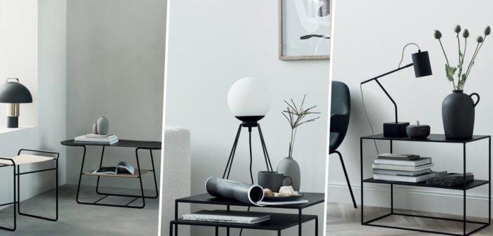 Une collection de petit mobilier pour H&M