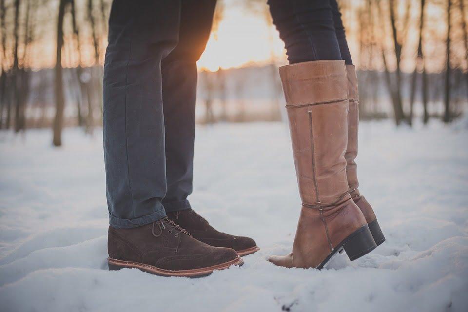 Quelles chaussures porter en hiver ? | BONNEGUEULE