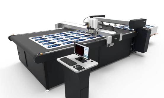 une table de découpe numérique