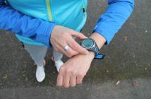montre pour courir
