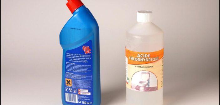 Ce qu'il faut savoir sur l'acide chlorhydrique