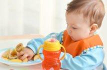menus bébé