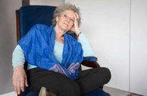 fauteuil de relaxation pour les personnes âgées