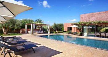 location d'une villa à Marrakech