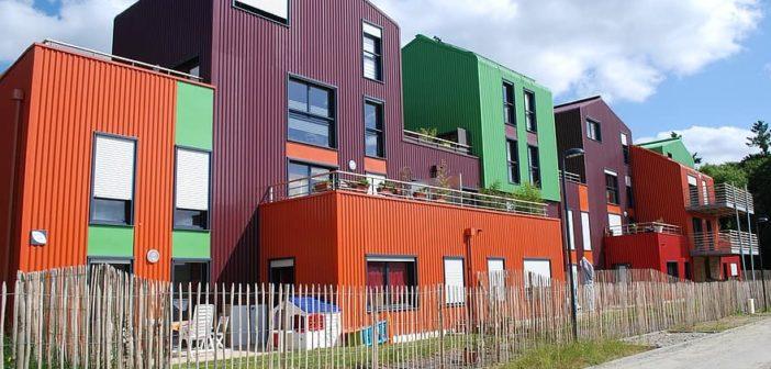 construction modulaire pour une entreprise