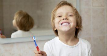 bonnes habitudes dentaires pour les enfants