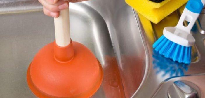 Comment déboucher un évier de cuisine