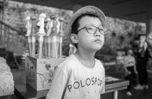 lunettes pour enfant